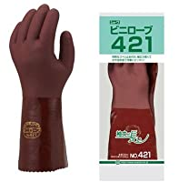 ショーワグローブ/SHOWA/ビニール手袋 ビニローブ421 [10双入]/品番:No.421 サイズ:M