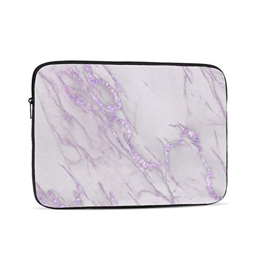 Marble Love - Funda para portátil de 13 pulgadas, compatible con MacBook Air de 13,3 pulgadas, color morado