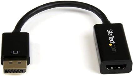 Startech Com Displayport Auf Hdmi 4k 30hz Adapter Dp Computer Zubehör