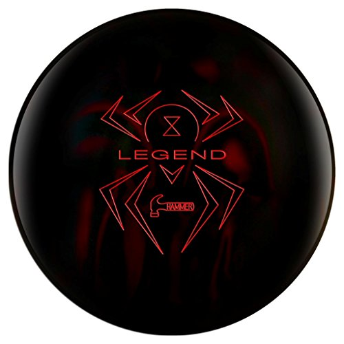 Hammer Black Widow Legend Bowling Ball (14lbs)
