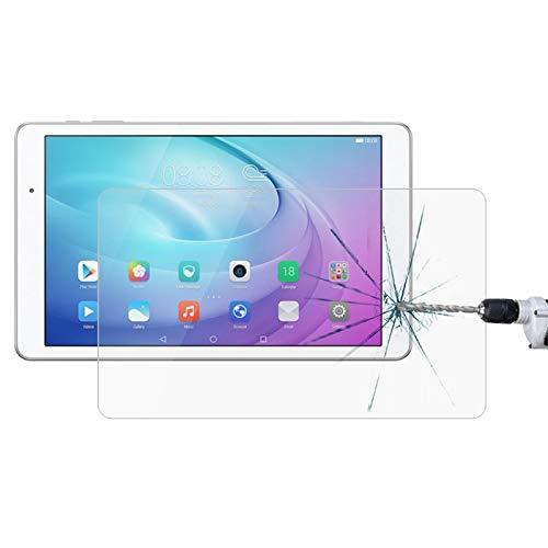 YEYOUCAI 10 pulgadas 0.4mm dureza superficial universal 9H protector de pantalla de vidrio templado