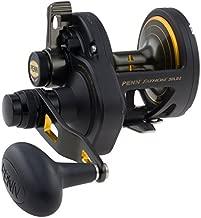 Penn 1292933 Fathom 30 Lever 2-Speed Lever Drag Fishing Reel