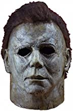KBWL Halloween Horror Michael Myers Mask Cosplay Latex Full Face Helmet Halloween Party Scary Props 2