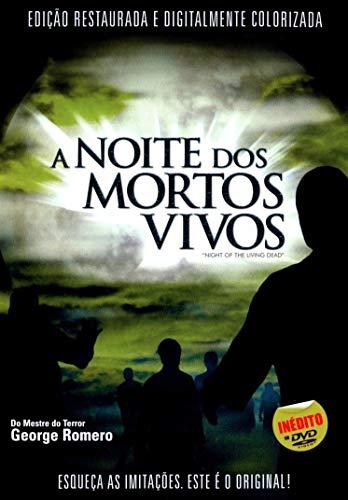 A Noite Dos Mortos Vivos - Do Mestre Do Terror George Romero