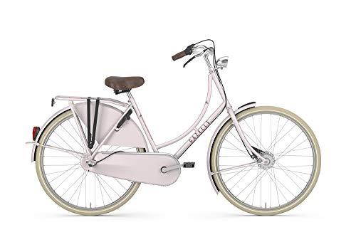 Gazelle Classic 3-G Trekking Bike 2021 (57 cm, Powder Rose (Wave))