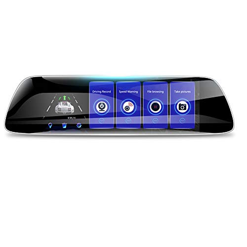 Amyhy Dash Cam WiFi Full HD 1080P auto-slag-camera-recorder, dashcam, nachtzicht, WDR, loop-opname, G-sensor, bewegingsdetectie, parkeerplaatsmonitor