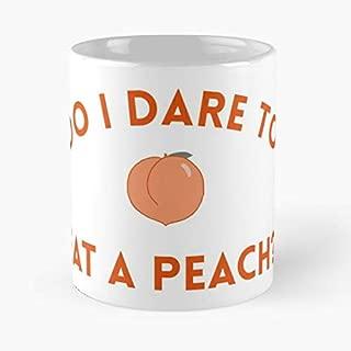 Do I Dare To Eat A Peach Ts Eliot Gift Coffee/tea Ceramic Mug Father Day