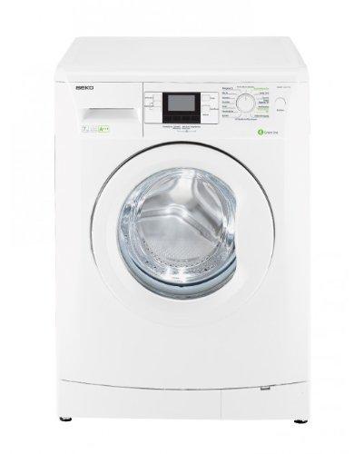 Beko WMB 71243 PTE Frontlader Waschmaschine / A+++ AB / 1200 UpM / 7 kg / 0.749 kWh / 41 Liter / Watersafe / Pet Hair Removal / weiß