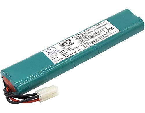 CS-MPD200MD Batería 3000mAh Compatible con [MEDTRONIC] Lifepak 20, Lifepak 20 Defibrillator, LP20, Physio-Control Lifepak 20, para [Physio-Control] Lifepak 20, Lifepak 20 Defibrillator sustituye 10HR