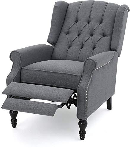 ZHFC Silla de Tigre con cápsula Espacial de Primera Clase, sofá Individual reclinable, Sala de Estar Moderna con Respaldo Alto, sofá de Tela Retro Simple