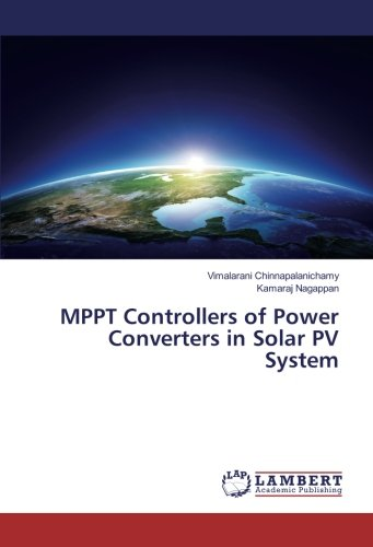 MPPT Controllers of Power Converters in Solar PV System
