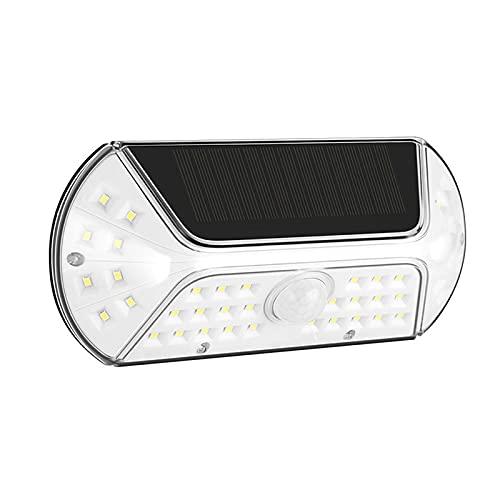 YLiansong-home Luces Solares al Aire Libre DIRIGIÓ Lámpara de inducción del Cuerpo Humano Lámpara de Pared al Aire Libre Impermeable Patio alumbrado iluminación para...