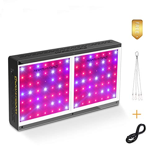 600W LED Grow Light by MarsHydro