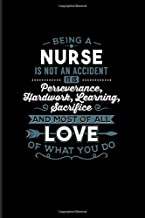 Being A Nurse... Love Of What You Do: Nurse & Medical Student 2020 Planner   Weekly & Monthly Pocket Calendar   6x9 Softcover Organizer   For Nursing & Anatomy Fans