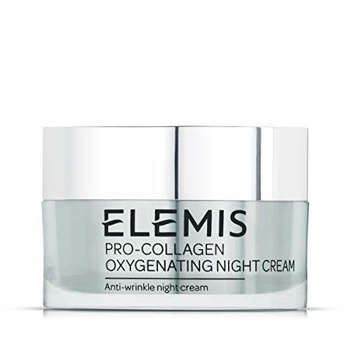 ELEMIS Pro-Collagen Oxygenating Night Cream, crema de noche antiarrugas 50 ml