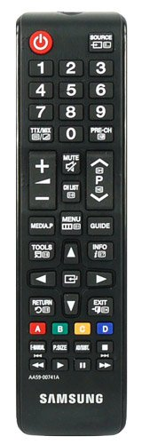 Fernbedienung für Samsung UE28J4100 LED HD Ready TV, 28