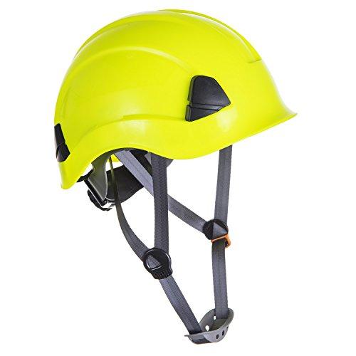 Portwest Casco Height Endurance, Color: Amarillo alta visibilidad, PS53YER ⭐