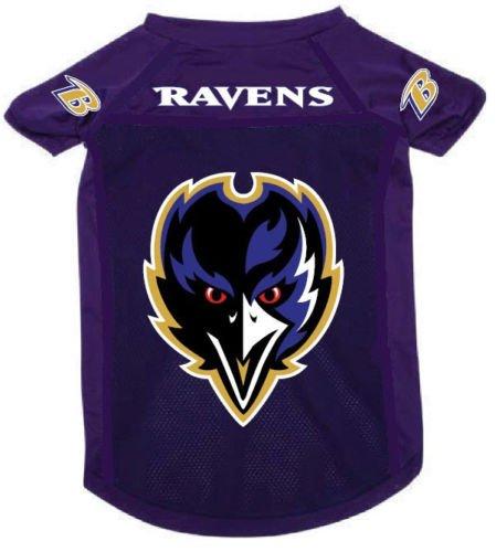 Baltimore Ravens Dog Cat Jersey Purple Small