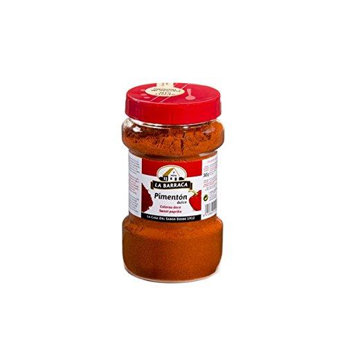 Paprikapulver süß / Pimentón dulce - 365 gr