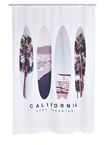 RIDDER 4205300S-350 Duschvorhang Textil ca. 180x200 cm California