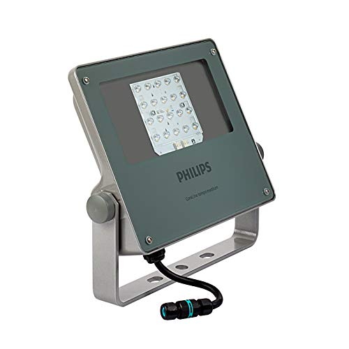 Philips BVP125 LED Gris - Proyectores (LED, Gris, LED, A,A+,A++, Blanco neutro, 4000 K)