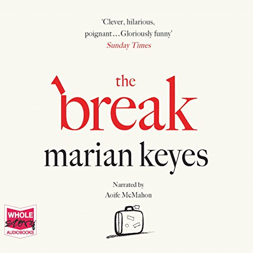 The Break audiobook cover art