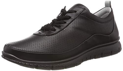Hotter Gravity, Zapatillas Mujer, Negro (Black 001), 43 EU