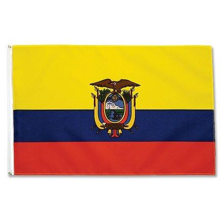 Ecuador Large Flag - One Size