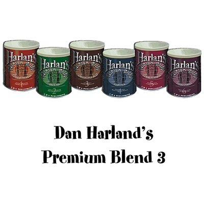 Harlan Premium Blend- #3, DVD