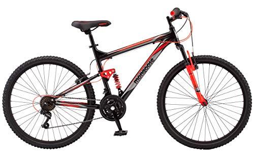 Mongoose Status 2.2 Men's and Women's Mountain Bike