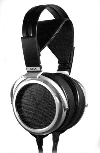 STAX SR-009 Open Back Electrostatic Earspeakers from Japan