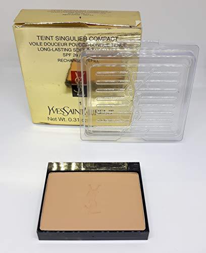 Yves Saint Laurent - YSL - Teint Singulier Compact - SPF20 Puder - Refill - 9g - Farbe: 01 Peach