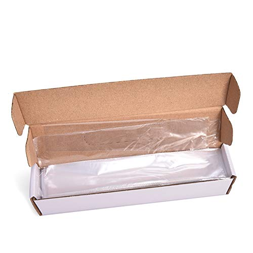 500PCS Dental X-ray Sensor Covers, Disposable Sensor Protector Sleeves