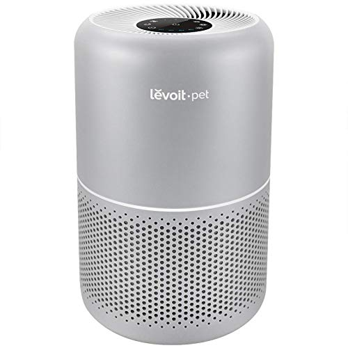 LEVOIT Air Purifier for Home Allergies and Pets Hair Smokers in Bedroom, H13 True HEPA Filter, 24db...