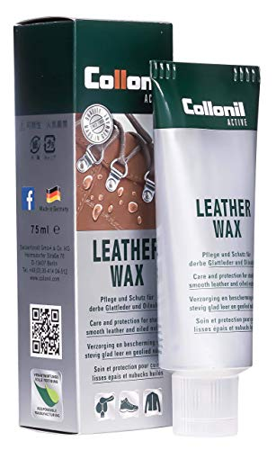 Collonil Active Leather Wax Schuhpflege farblos, 75 ml