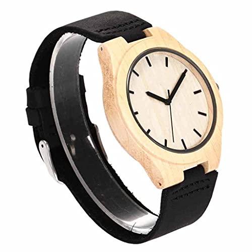yuyan Relojes unisex, relojes de cuarzo analógicos japoneses casuales, los mejores regalos para hombres y mujeres