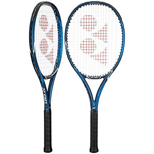 "YONEX EZONE ACE Deep Blue Tennis Racquet (4 3/8"" Grip) - Great Racquet for Comfort and Control"