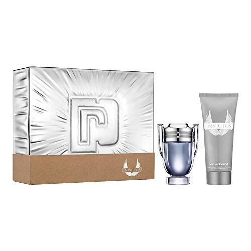 Paco Rabanne Invictus Kit – EDT 50ml + Gel de Banho Kit