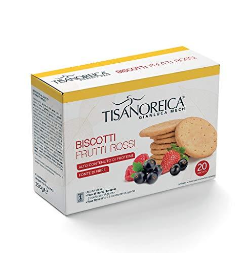 Scopri offerta per Gianluca Mech Biscotti al Gusto di Frutti Rossi - 150 g