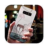 3D Relief TPU Capa pour for Samsung Galaxy S6 S7 Bord S8 S9 Plus A50 A40 A70 A30 A9 A8 A6 Plus A7...