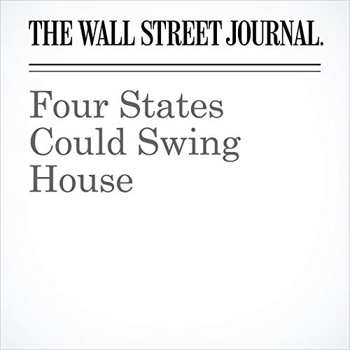 Four States Could Swing House copertina