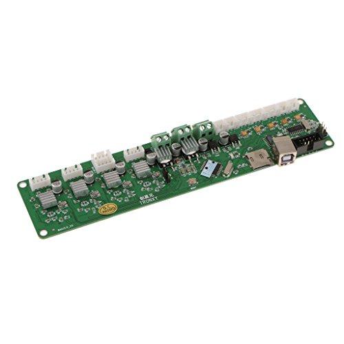 Almencla Melzi 2.0 Mainboard Prusa Für 3D Drucker Reprap Controller PCB Control Board
