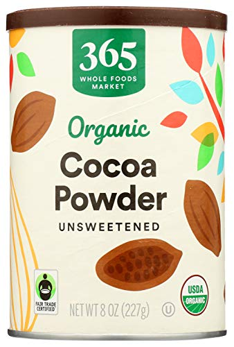 Organic Cocoa Powder, 8 oz