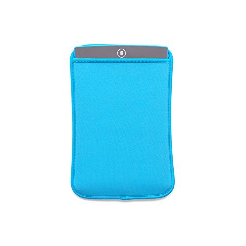 xLuci Neoprene Sleeve Case for NEWYES 8.5-Inch LCD Writing Tablet- Drawing Board (Blue)