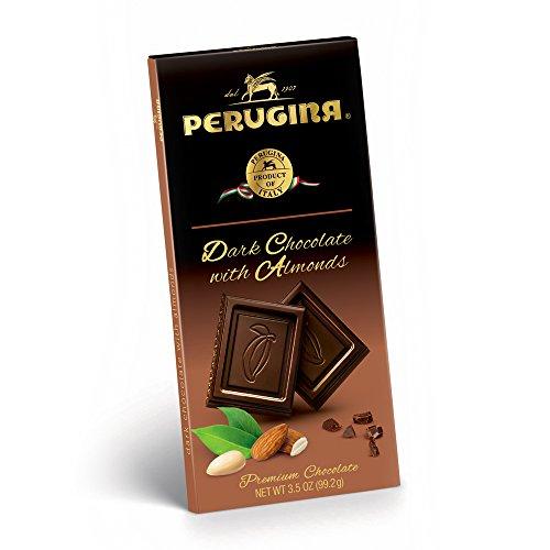 image of Perugina Dark Chocolate With Almonds