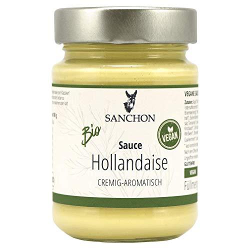 Sanchon Bio Sauce á la Hollandaise, 170 ml