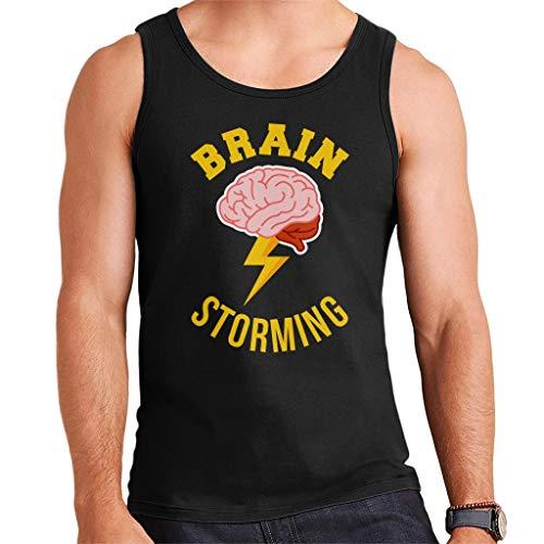Cloud City 7 Brainstorming Lightning Men's Vest
