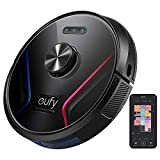 Image of eufy by Anker, RoboVac X8, Robot Vacuum with iPath Laser Navigation, Twin-Turbine Technology generates 2000Pa x2 Suction, AI. Map 2.0 Technology, Wi-Fi, Perfect for Pet Owner