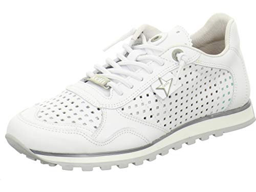 Cetti C-848 SRA - Damen Schuhe Freizeitschuhe - Sweet-White, Größe:38 EU