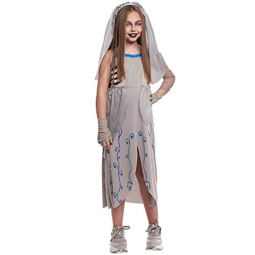 Disfraz Novia Cadáver Muerta Niña (5-6 años) Halloween (+ Tallas ...
